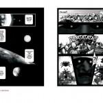 Páginas cómic Cold World
