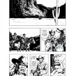 Páginas cómic Western