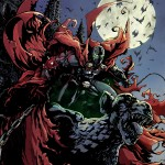 Commission Pencils,Inks and Color / Spawn by Todd McFarlane