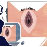 Ilustración Articulo Opinión (El coño de la Bernarda)